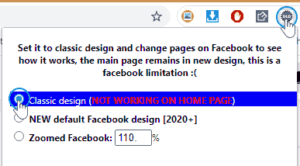 DownAlbum not working fix - Switch to Classic design on Facebook